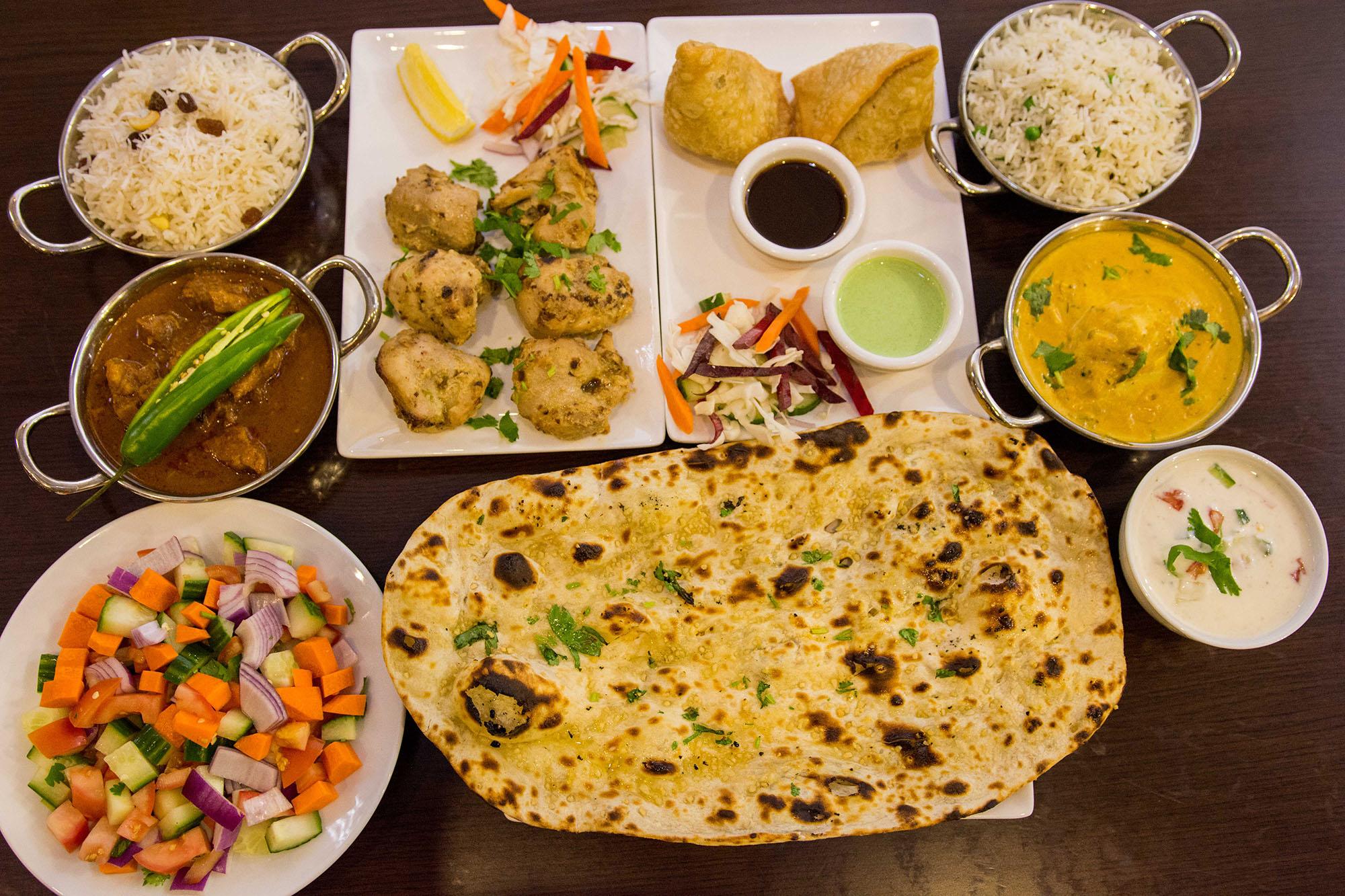 Best Indian Food Restaurants | Indian Food Delivery Restaurants Near Me